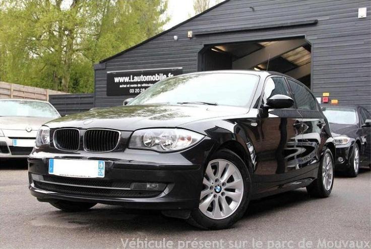 OCCASION BMW SERIE1 (E87) (2) 118D 143 EXCELLIS 5P