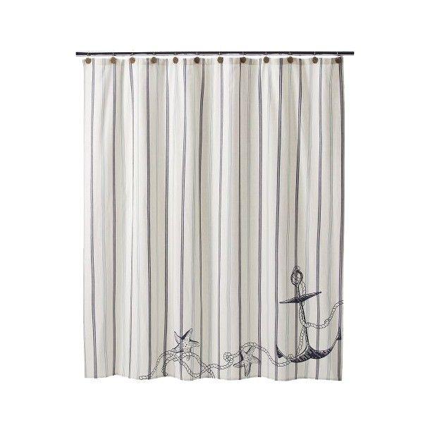 Nautical Bathroom Curtains: Best 25+ Nautical Bath Ideas On Pinterest