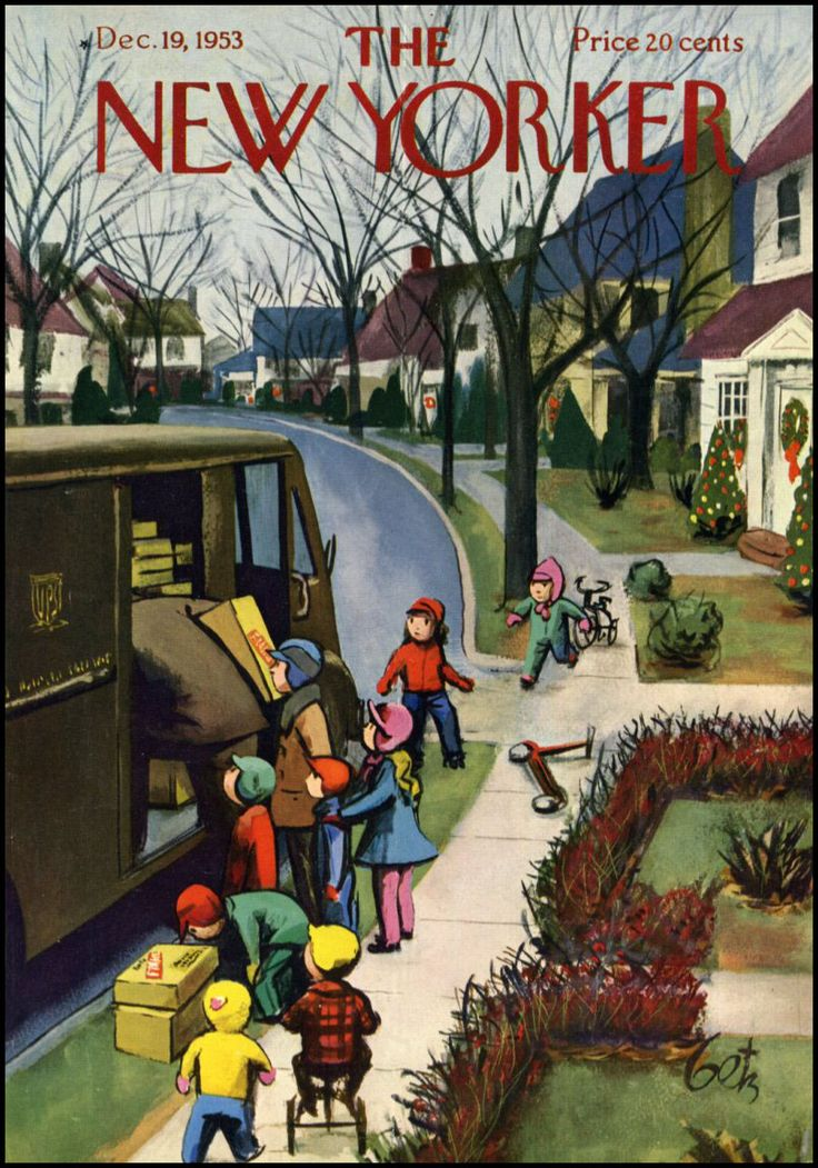 free womens Yorker     Cover art run      pink New Getz   Arthur The for December    and black