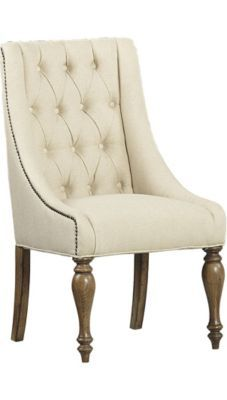Chairs, Avondale Tufted Chair, Chairs | Havertys Furniture  #HavertysRefresh