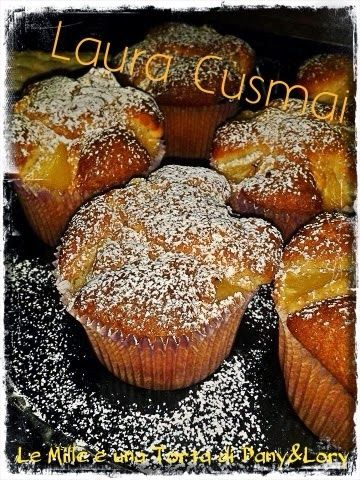 Muffins all'ananas