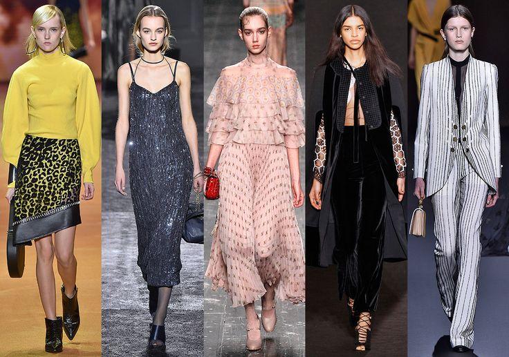 Cinco tendências da semana de moda de Paris para ficar de olho