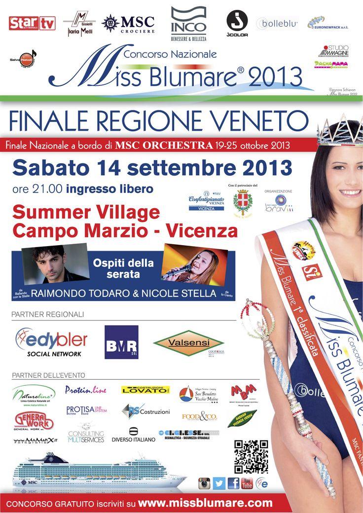 DIVERSO ITALIANO VESTE LE MISS!! FINALE REGIONALE MISS BLU MARE