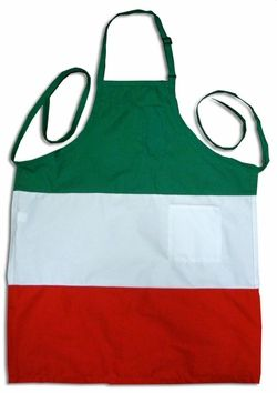 Chose bc it reminds me of an Italian chef. It represents cooking and culture.