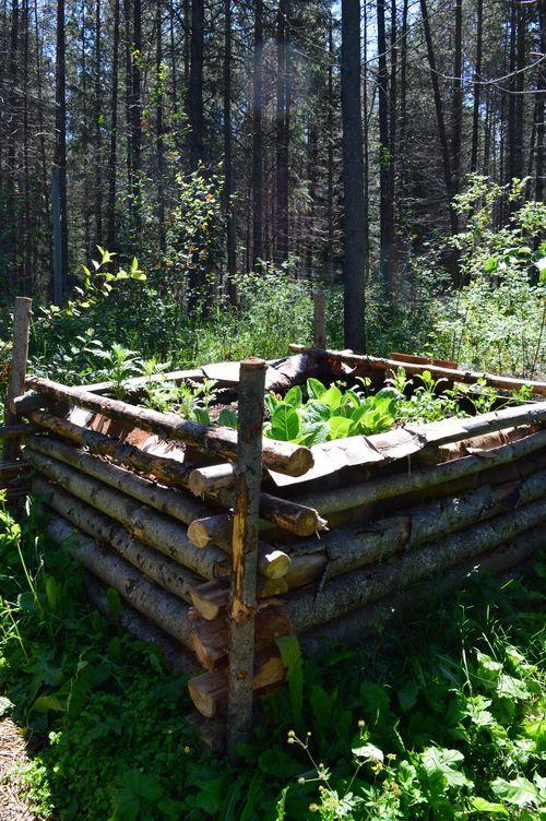 Die 25+ Besten Ideen Zu Kompost Auf Pinterest | Kompostierung Bins ... Bio Komposter Aus Holz Selber Bauen Anleitung In Einfachen Schritten