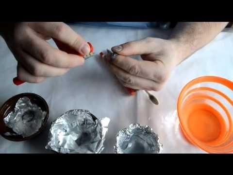 Щадящая чистка серебряных монет и украшений