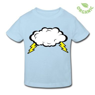 Cloud, Storm, Lightning, Thunder, Buddy, Sky, Weather, ElectricityKinder shirts.