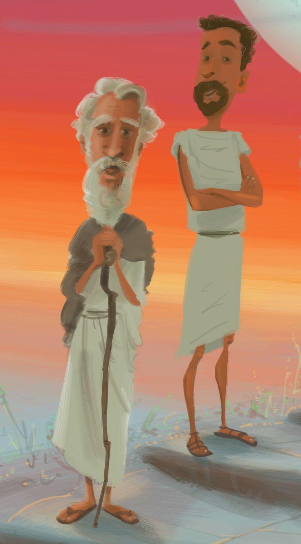 Aristotle and Aristarchus of Samos