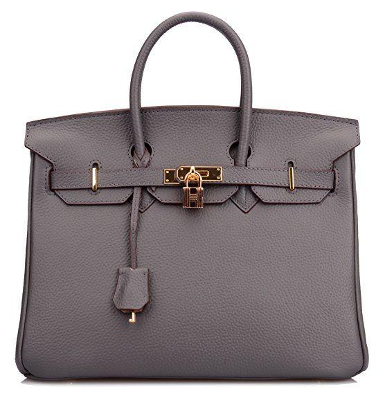 07fcd238919  119 Gray Hermes Birkin Bag Dupe