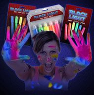 Blacklight Party Supplies | Blacklight Decorations | Blacklight Party Favors - CoolGlow.com - Coolglow.com