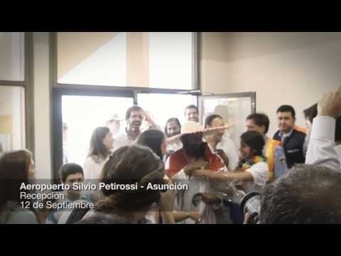 Sri Sri Ravi Shankar en América Latina - El Arte de Vivir 2012