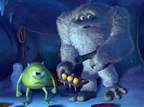 *MIKE WAZOWSKI & THE ABOMINABLE SNOWMAN ~ Monsters Inc., 2001