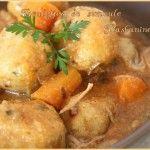 Plat kabyle : boulettes de semoule tiasbanine   Ma cabane aux délices - Recettes de Cuisine algérienne, orientale et française