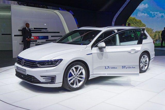 VW Passat GTE: Bilder, Preis, Reichweite und Tests
