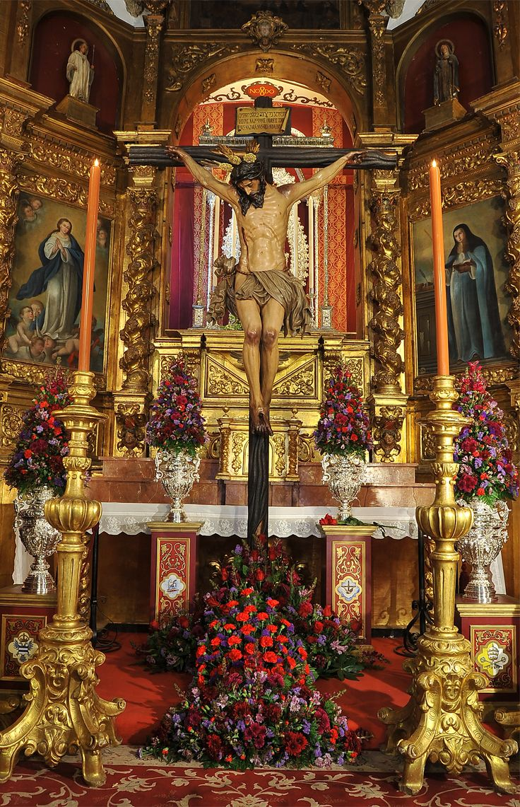 Stmo. Cristo de la Buena Muerte (Sevilla), Antonio Castillo Lastrucci (1937-1938).