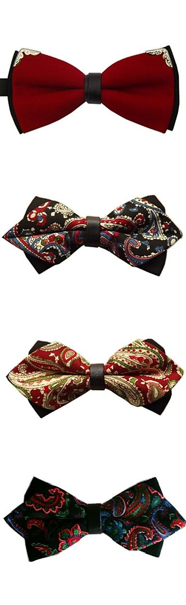 Bow ties are back! Check out these cool vintage  bow ties. Just click on the picture to see more.