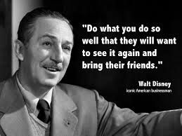 My philosophy when it comes to promoting our stations and branding myself (and clearly my stations) #Disney