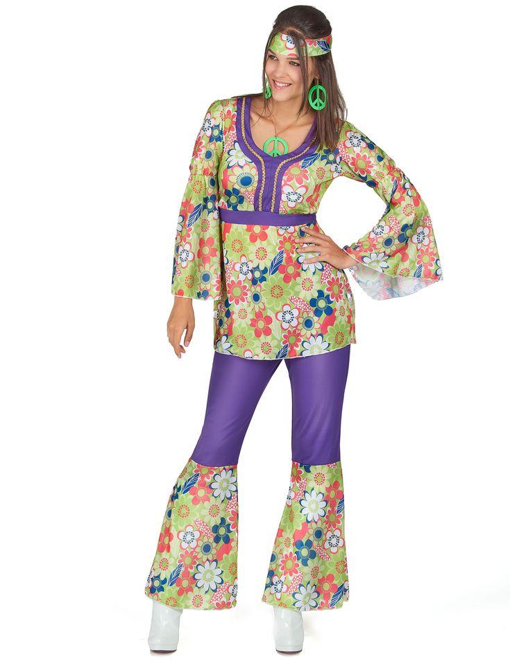 M s de 1000 ideas sobre disfraz de hippie en pinterest for Disfraz de hippie
