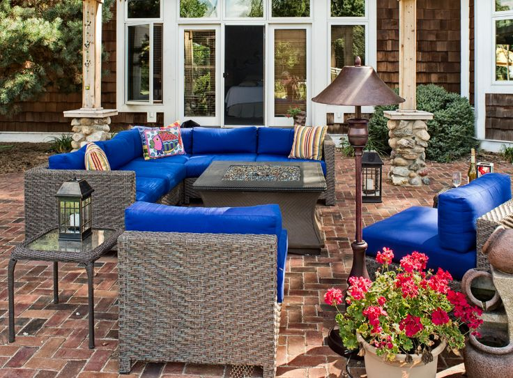 Telescope Casual Outdoor Furniture By Bell Tower Lake House Living Co.