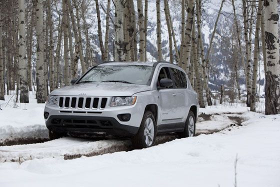 2011 Jeep Compass-love my little jeep
