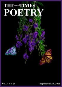 The Australia Times - Poetry magazine. Volume 3, issue 20