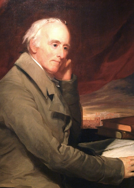 Benjamin Rush, signer of Declaration of Independence, Smithsonian American Art Museum