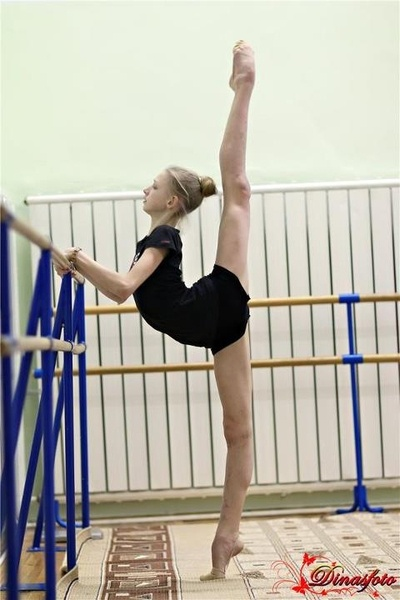 when can i be able to have such flexible legs and back