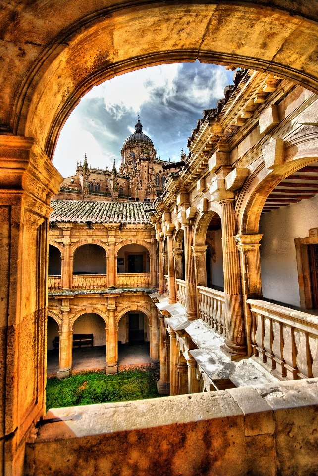 Salamanca (Spain), my favorite place in the world