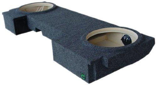 Audio Enhancers AV96DC12 Designed for 2002-2013 Avalanche or Escalade Custom Fit Subwoofer Enclosure