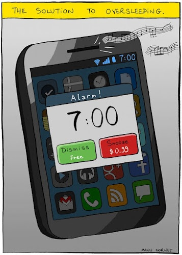 The Solution to Oversleeping?