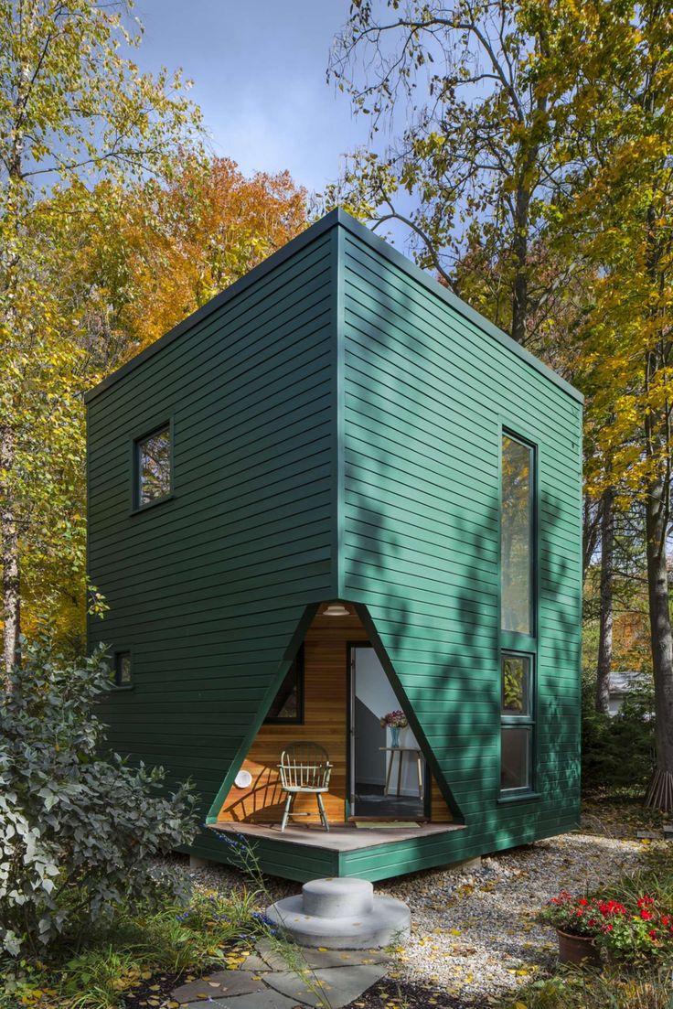ваша фото проектов красивых и необычных дачных домов особенностью
