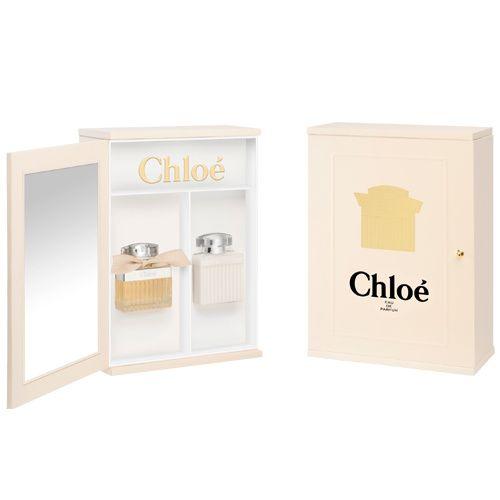 Design ParfumChristmas Eau De Chloé Coffret Signature Package WDE2HY9I