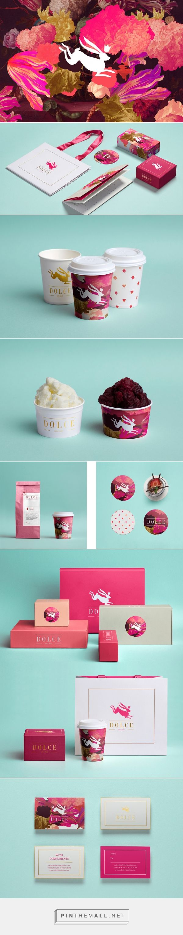 Dolce — Dolce cake shop and bakery by Metaklinika Design Studio