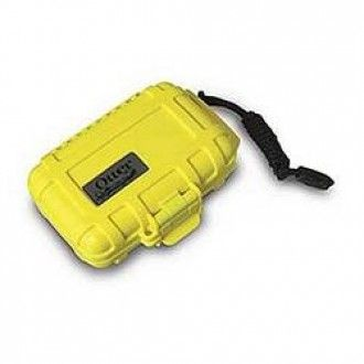 Otter Box 1000: Built tough, Otter Boxes are waterproof, crush resistant and float. Perfect storage boxes for adventurers for protecting electronic gear like cell phone or GPS. $10.95