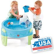 Step2 Arctic Splash Water Table - Just $28.00! - http://www.pinchingyourpennies.com/step2-arctic-splash-water-table-just-28-00/ #Pinchingyourpennies, #Walmart, #Watertable