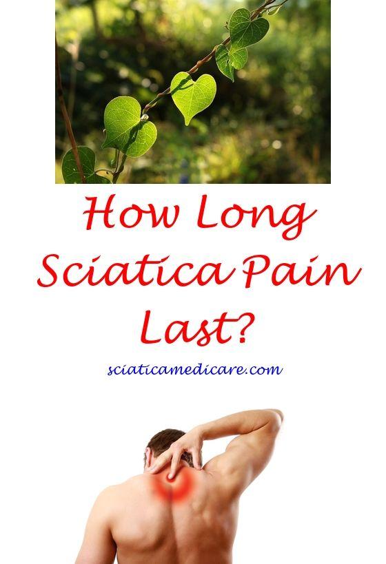 How Long Does Sciatica Last On Average Sciatica And Sciatica Pain