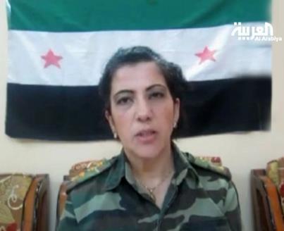 """Traducciones de la revolución siria: Anuncio de la primera deserción militar """"femenina"""" en Siria"""