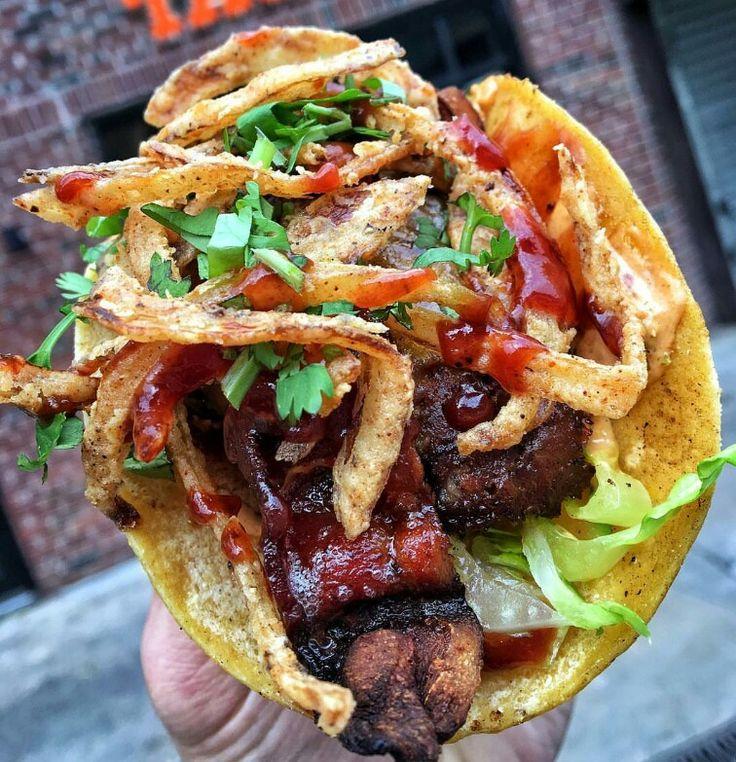 Burger taco food soul food dinner appetizers