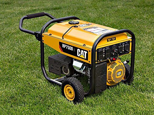 Cat-RP7500E-Gas-Powered-Portable-Generator-with-Electric-Start-7500-Running-Watts9375-Starting-Watts-490-6491