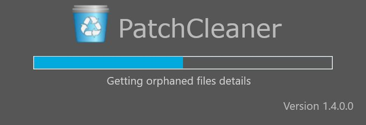 PatchCleaner - safely clean your windows installer directory | homedev - software development out of the box