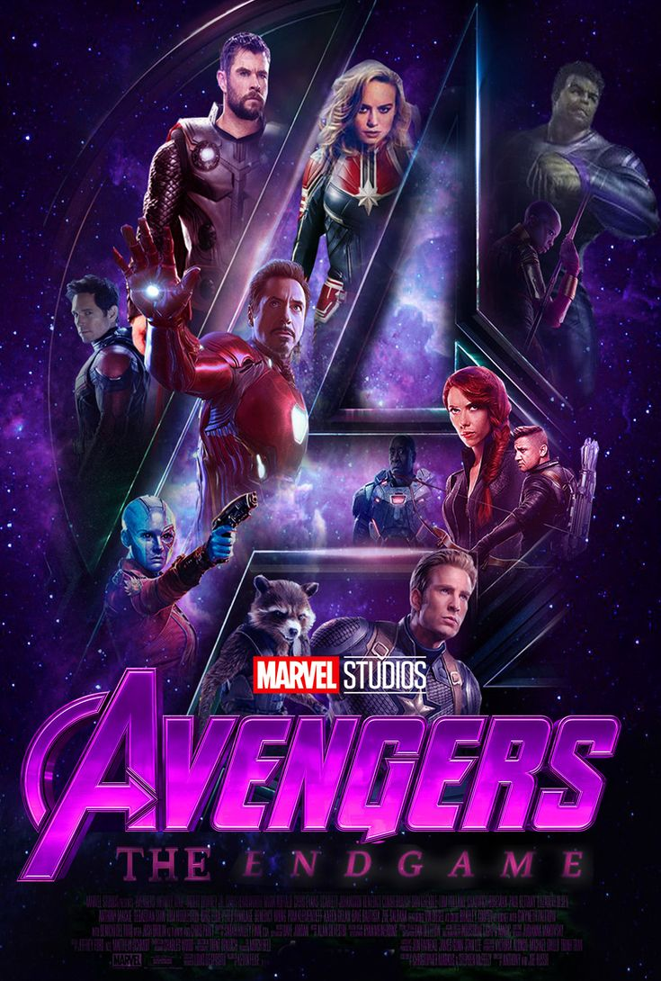 Avengers 4 Poster concept by TheDarkMamba995  Marvel