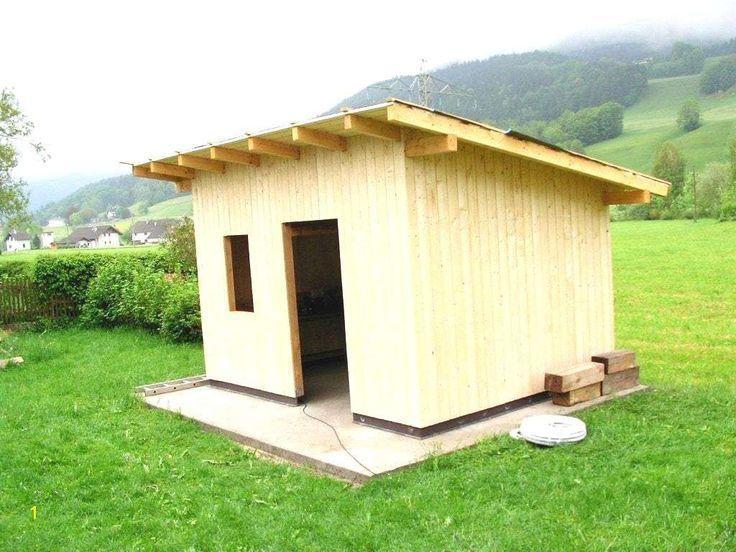 Ausführung 40 Für Gartenhauserweiterung Hauswand   – anbau