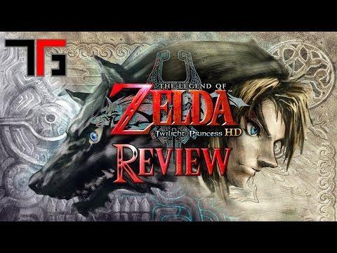 The Legend of Zelda - Twilight Princess HD Review