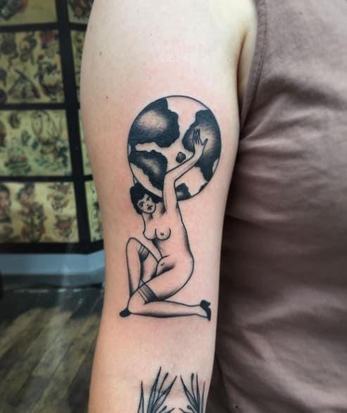 Tattoo Woman Power: Best 25+ Feminist Tattoo Ideas On Pinterest