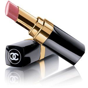 "Chanel Rouge Coco Shine in ""Boy"". Wore it on my wedding day (it's a soft, neutral pink), and I've worn it almost every day since. Hands down *the* best lipstick I have ever owned. And I've owned hundreds of lipsticks over the years."