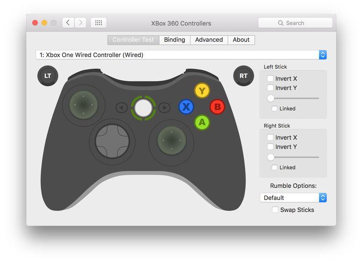 Xbox 360 gamepad emulator mac