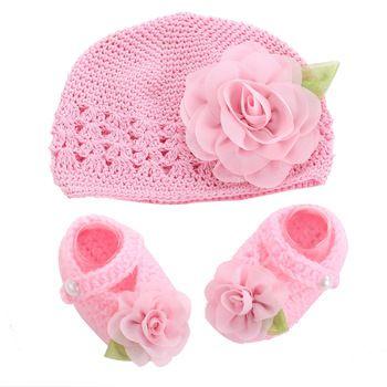Большой цветок детская обувь девушки шапки, Балерина, Sapatos ребенок, Мода новорожденных обувь, Старинные аксессуары, # 2T0096