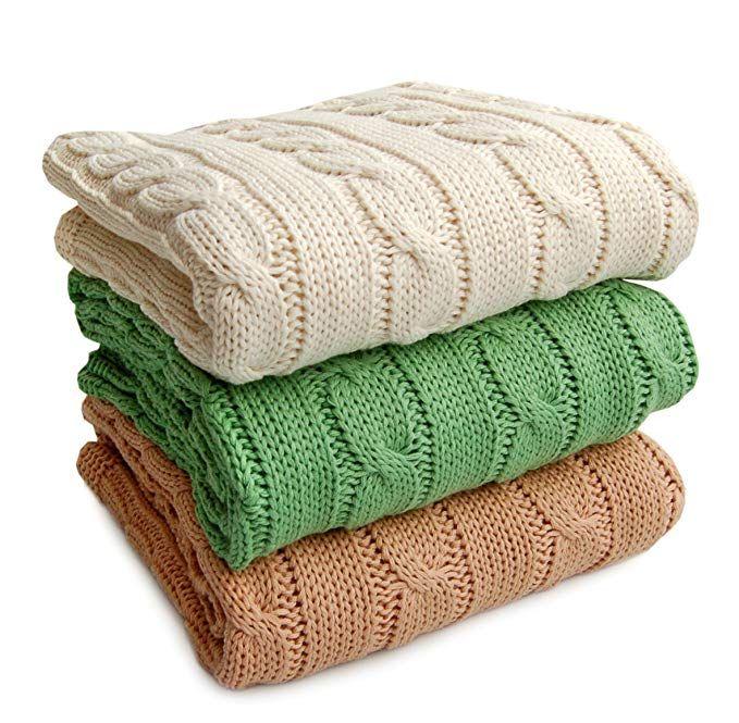 Sonnenstrick 100 Organic Cotton Baby Blanket Plait Made In Germany Review Organic Cotton Baby Blanket Cotton Baby Blankets Green Baby Blanket