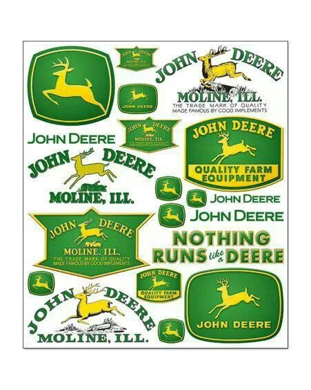 Nothin like John Deere for Austin Lucas