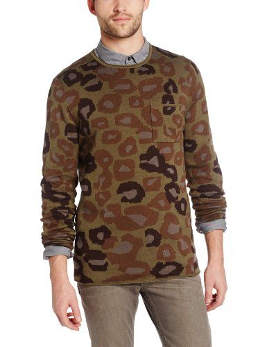 #sweater #animalprint #male #menswear www.kittypurring $36